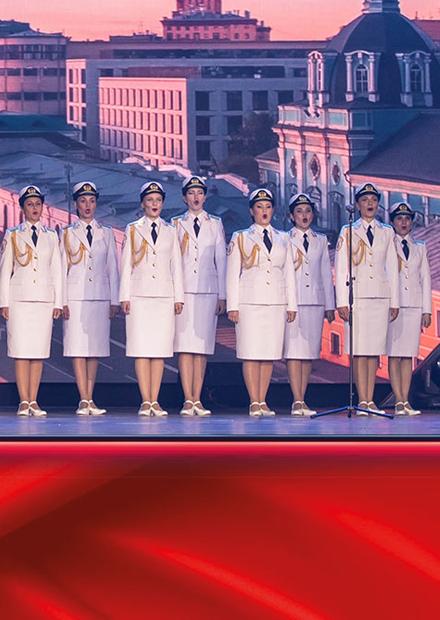 Женский хор Ансамбля им. А.В. Александрова