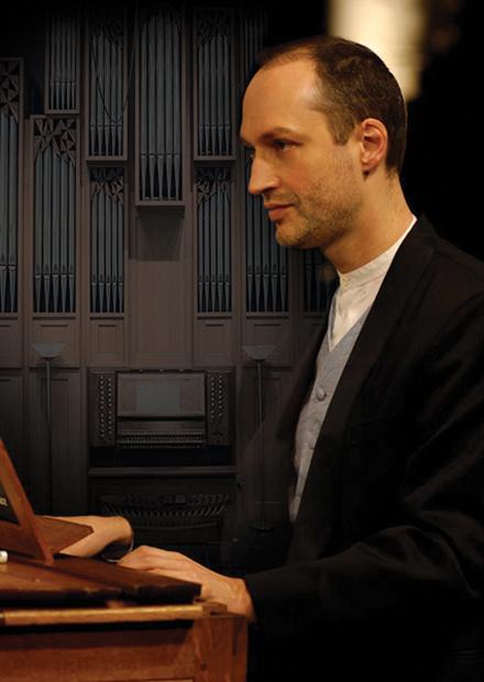 Рождественская музыка для органа