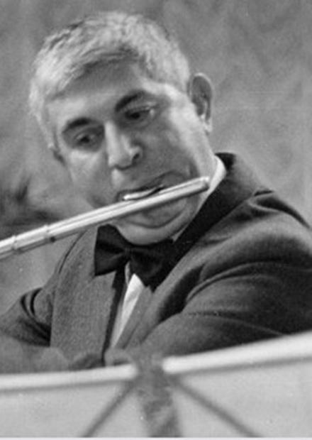 Концерт-закрытие конкурса флейтистов им. Альберта Рацбаума