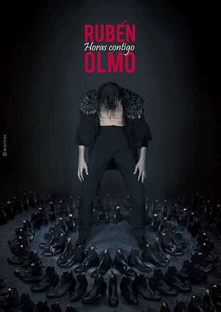 Звёзды испанского фламенко. Рубен Ольмо