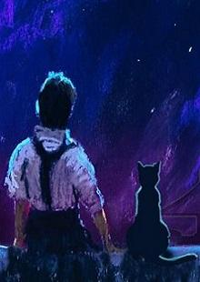 Дик-Мечтатель и его кошка