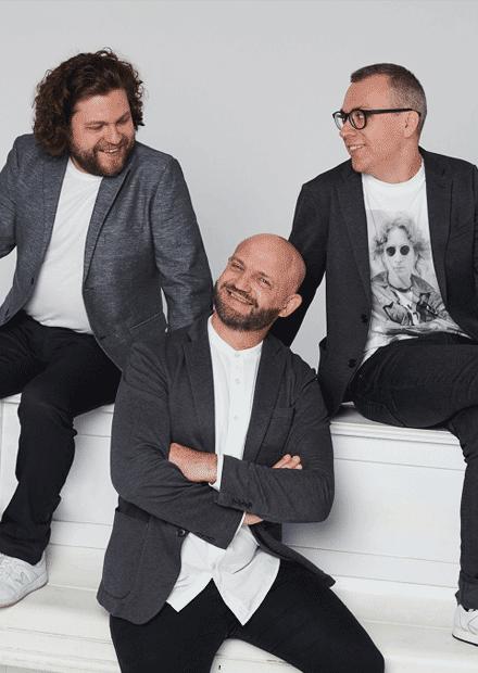 Ilugdin Trio. Саундтрек к жизни