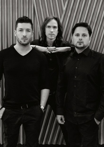 Electro-Acoustic Trio. Музыка ночного радио