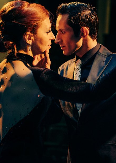 Танго в канун Старого Нового Года