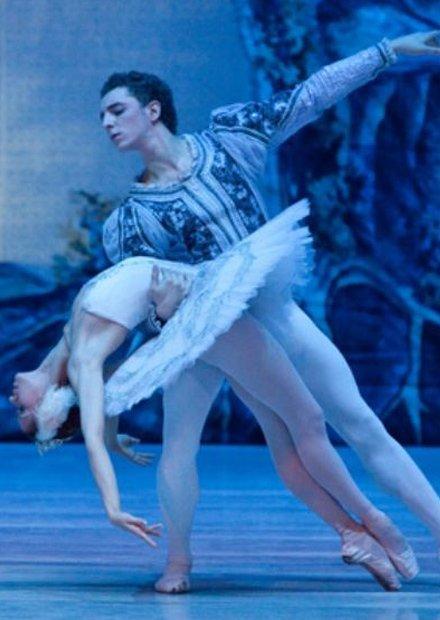 """Лебединое озеро. Театр """"Русский балет"""""""