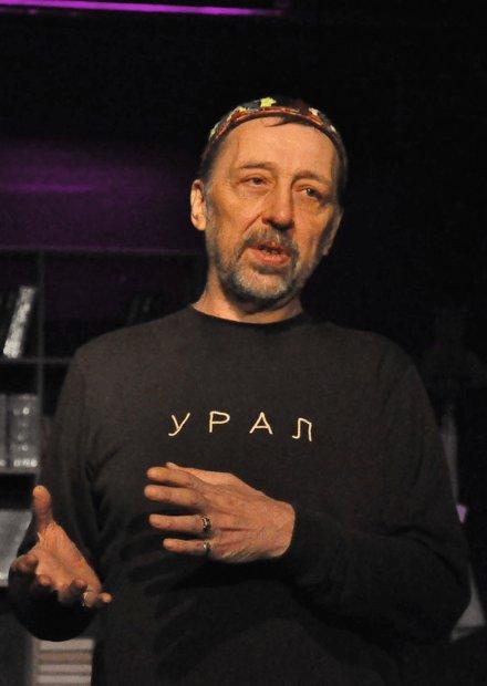 Творческий вечер Николая Коляды
