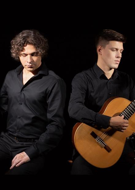 Максим Рубцов и Дмитрий Андреев