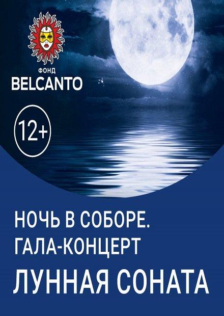 Гала-концерт. Лунная соната