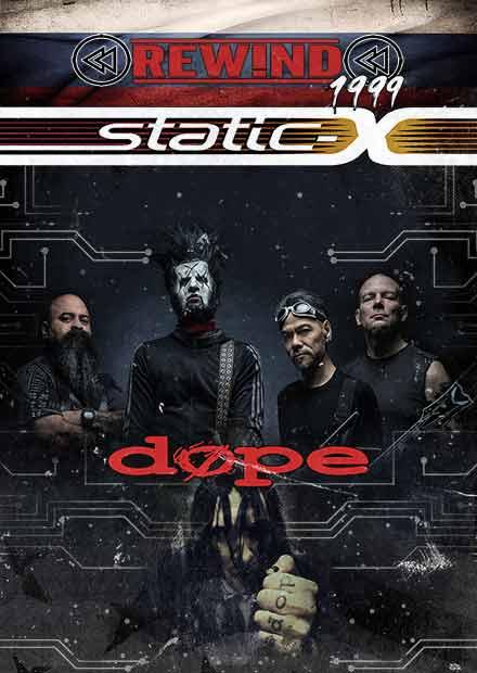 Static-X|Dope