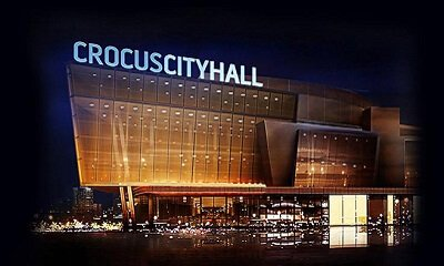 КЗ «Крокус Сити Холл»