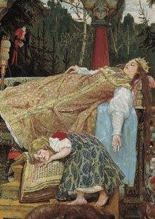 Спящая красавица. МГСО для детей и юношества