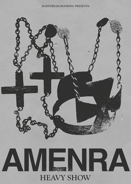 Amenra (Belgium). Heavy Show