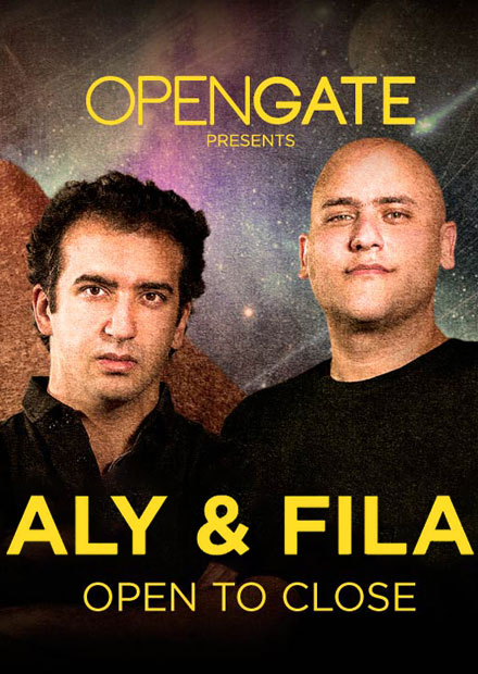 Aly & Fila - Egyptian Night