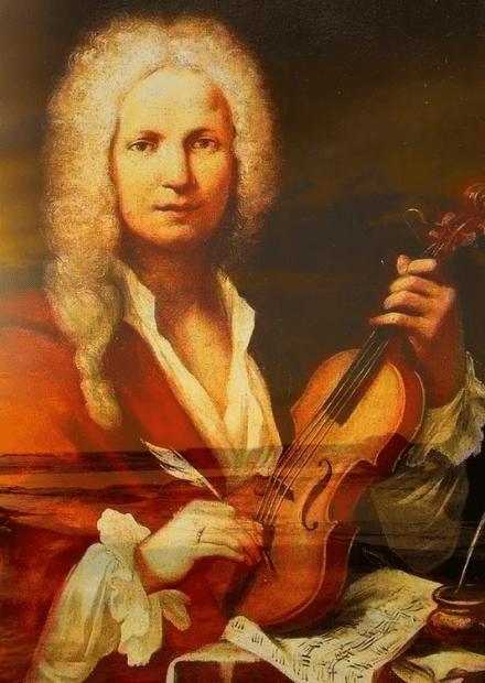 Шедевры Антонио Вивальди. Времена года