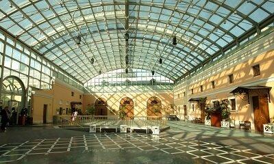 Атриум Музея А.С. Пушкина
