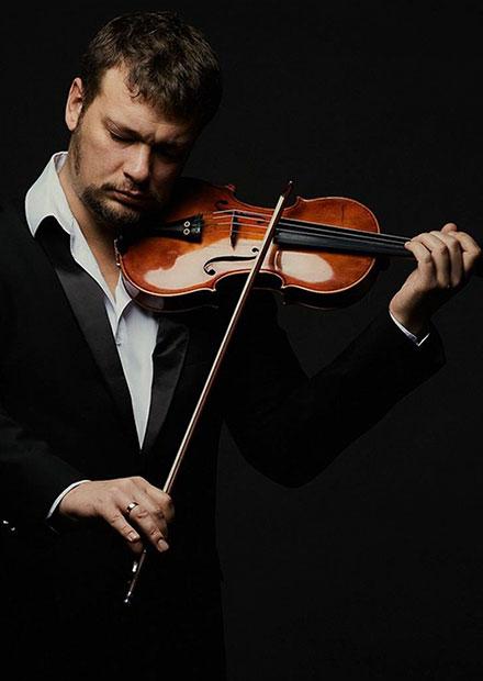 Волшебный голос скрипки
