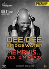 Dee Dee Bridgewater. «Memphis... Yes, I'm Ready»