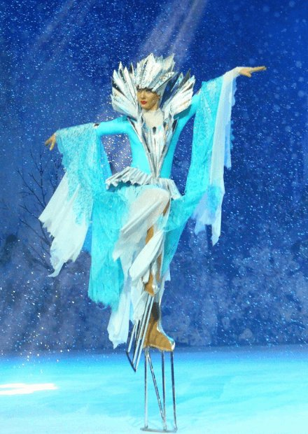 Тайна Снежной королевы. Сказка на льду