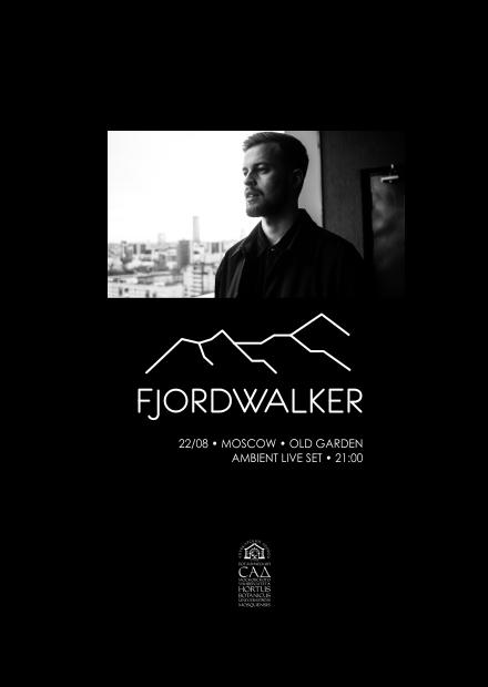 Fjordwalker. Ambient Live Set