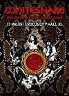 "Whitesnake. ""The Flesh & Blood Tour"""