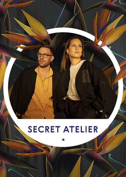 Город Джаз. Secret Atelier