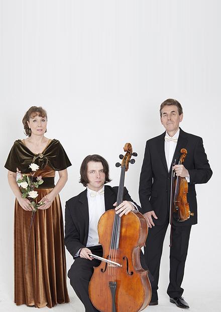 Венгерская рапсодия. Клавир-трио «Элегия»