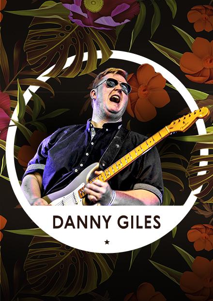 Город Джаз. Danny Giles