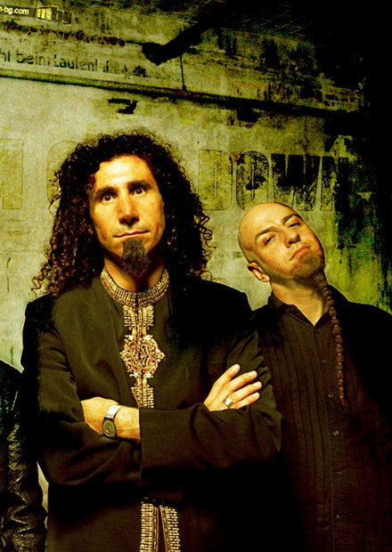 System of a Down. Simple Music Ensemble