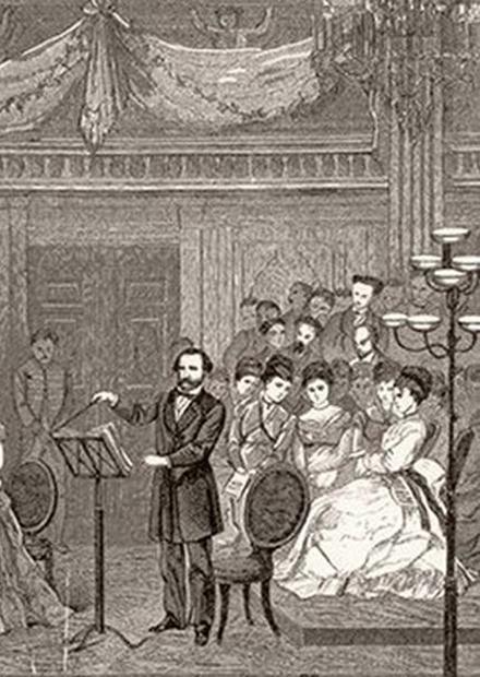 Концерт из произведений Ж. Оффенбаха