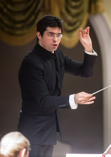 Российский национальный оркестр и Иван Почекин