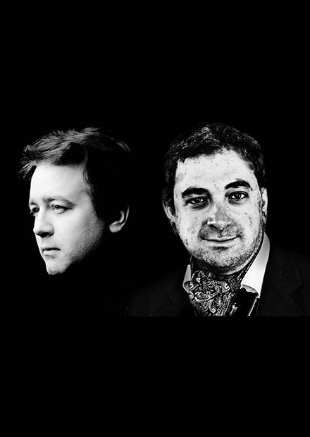Фортепианный дуэт. А. Володин и К. Лифшиц