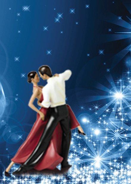 Новогоднее танго