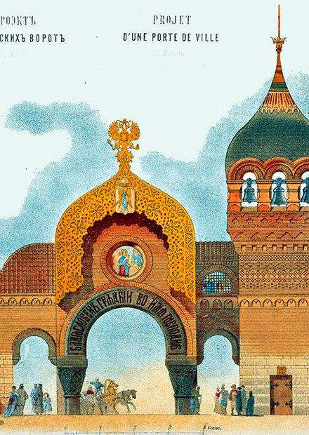 Чайковский, Мусоргский. Картинки с выставки