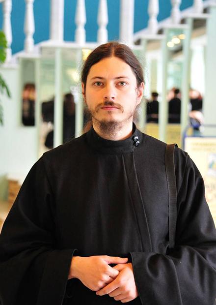 Иеромонах Фотий. Иеромонолог