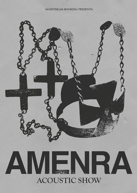 Amenra (Belgium). Acoustic Show