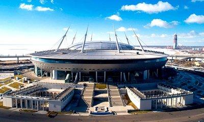 Газпром Арена (Санкт-Петербург)