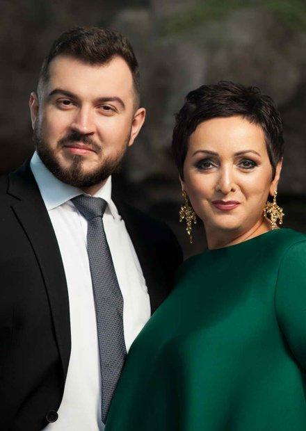 Этери Бериашвили и Александр Лосев
