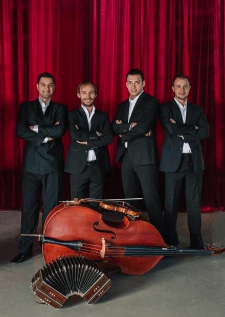 Solo Tango Orquesta. Астор Пьяццолла - король танго