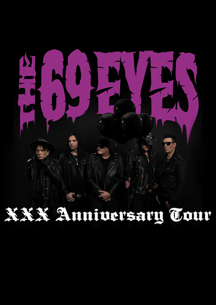 The 69 Eyes (Meet and Greet)