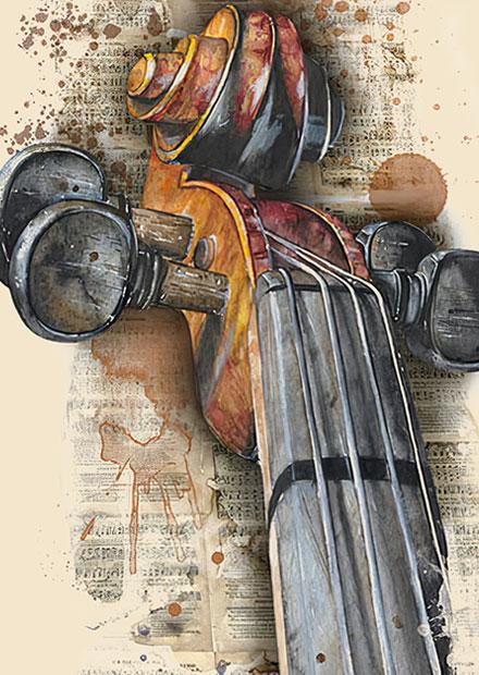 Струнные инструменты. История и возможности