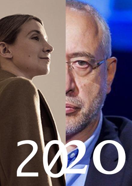 Новогоднее обращение Екатерины Шульман и Николая Сванидзе к гражданам
