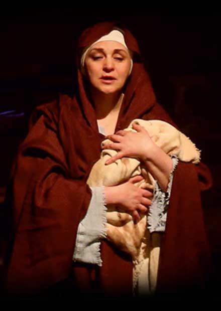 Мать Иисуса