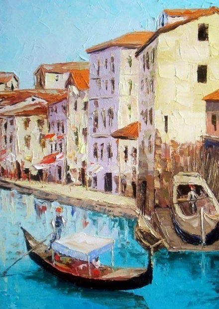 Лето в Венеции. Орган, клавесин и мандолина