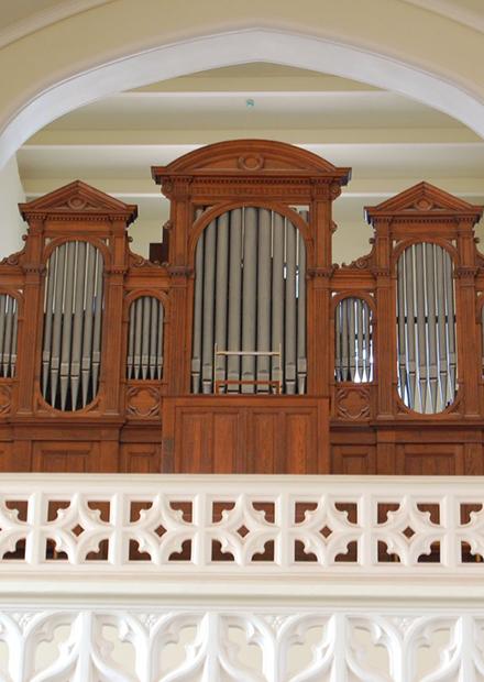 Золотые страницы немецкой органной музыки