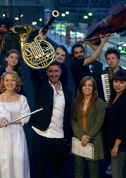 Simple Music Ensemble. Дебюсси