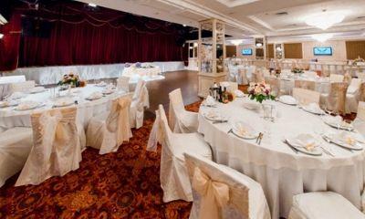 "Korston Hotel Moscow, зал ""Chantant"""