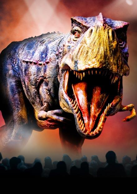 Прогулки с динозаврами (Австралия)