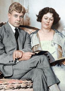 Роковая любовь. Дункан и Есенин