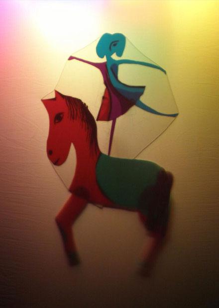 Странный цирк Марка Шагала