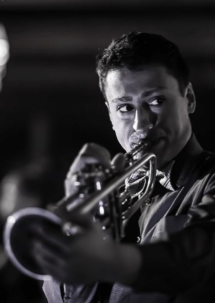 Большой джазовый оркестр П. Востокова